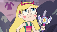 S3E14 Star Butterfly takes out her wand