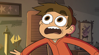 S3E18 Marco Diaz worried about Star Butterfly