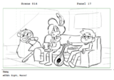 Face the Music storyboard 5 by Amelia Lorenz
