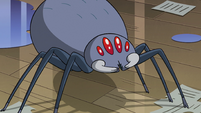 S3E30 Spider clicking her mandibles again