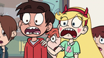 S1E3 Star and Marco surprised