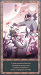 Solaria the Monster Carver tapestry