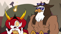 S3E38 Hekapoo suggests running for it