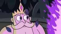 S3E27 King Butterfly watches Star go up in flames