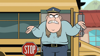 "S1E7 School bus driver ""who does that?"""