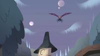 S2E8 Ludo, spider, and eagle fly through the sky