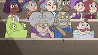 S4E24 Elderly Mewmans using opera glasses