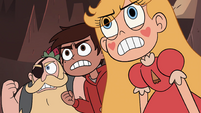 S4E2 Star, Marco, and River ready to fight