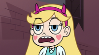 S3E8 Star Butterfly getting tired of saying goodbye