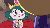 S4E24 Eclipsa looking helplessly at Star