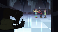 S4E11 Marco unable to hear Quest Buy sloth