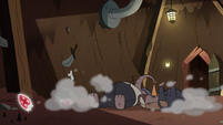 S2E28 Elephant and bear monster fall to the ground