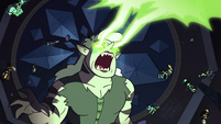 S3E38 Meteora unleashing all of her fury