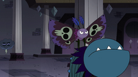 S4E21 Goth Moth and tentacle spell on the attack
