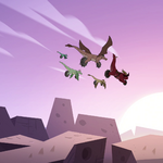 S4E22 Hampton flying off with wild dragons.png