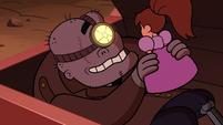 S2E36 Gemini takes out a Princess Marco doll
