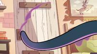 S1E5 Monster arm slams door in Star's face