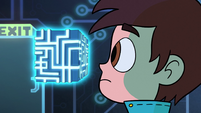 S2E17 Truth cube asks Marco who he has a crush on