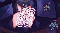 S3E38 Star gathering magical ribbon energy