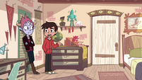 S4E30 Marco Diaz 'she'll never pick up'