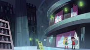 S1E8 Star and Marco lost in Quest Buy