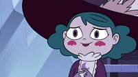 S4E13 Queen Eclipsa smiling at Marco
