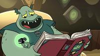 S2E28 Buff Frog tells his tadpoles a bedtime story