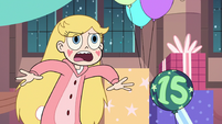 S3E25 Star Butterfly 'not as important as the Stump!'