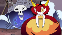 S4E24 Hekapoo and Omnitraxus very surprised