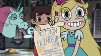S3E20 Star presents her Petition of Friendship