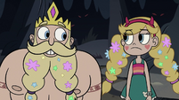 S3E27 Star and River with rebraided hair