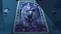 S3E38 Eclipsa Butterfly's tapestry left intact