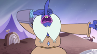 S4E17 Glossaryck pointing off-screen