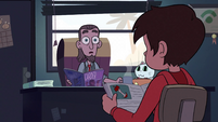 S2E3 Mr. Candle startled by Marco