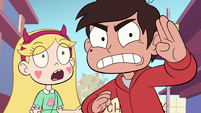 S1E15 Marco 'back off, demon!'