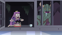 S4E11 Princess girl's cage opens up