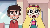 S1E8 Star in wide-eyed surprise