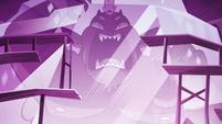 S4E4 Globgor still frozen in crystal