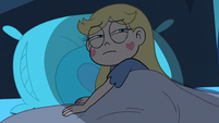 S3E22 Star Butterfly looking up at a shadow