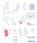 Mr. Candle Cares prop designs 1