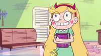 S2E3 Star feeling excitedly relieved