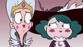S3E36 Moon and Eclipsa looking worried