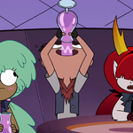S4E22 Marco Diaz chugging his drink.png