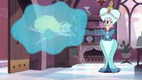 S3E27 Queen Moon levitates Star toward the door