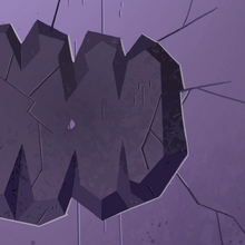 S4E22 Giant hand leaves a mark in the wall.png