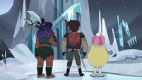 S4E5 Star, Marco, and Brunzetta in the Neverzone