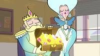 S1e1 royal bribery
