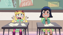 S2E32 Star Butterfly 'what the heck is going on here?'