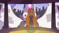 S3E9 Star Butterfly approaches the well of magic
