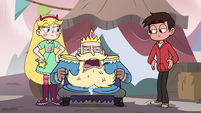 S4E1 King Butterfly 'your wedding ring!'